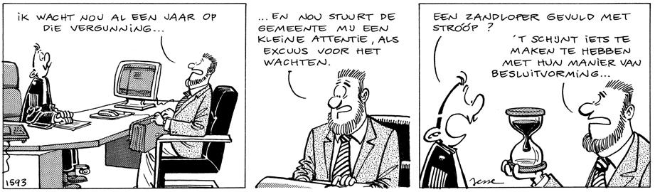 Uit: De advocaat weet altijd raad, met toestemming van Jesse van Muylwijck